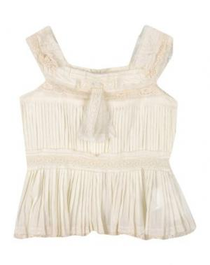 Блузка I PINCO PALLINO I&S CAVALLERI. Цвет: слоновая кость