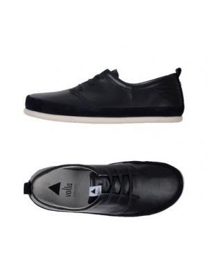 Низкие кеды и кроссовки VOLTA. Цвет: темно-синий