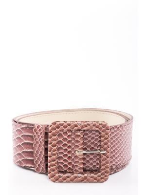 Ремень Vittorio Richi. Цвет: розовый