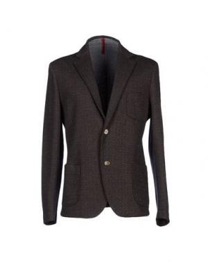 Пиджак JEY COLE MAN. Цвет: хаки