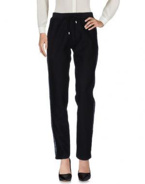Повседневные брюки ANDREA CREWS. Цвет: черный