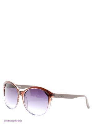 Солнцезащитные очки GF Ferre. Цвет: терракотовый, фиолетовый