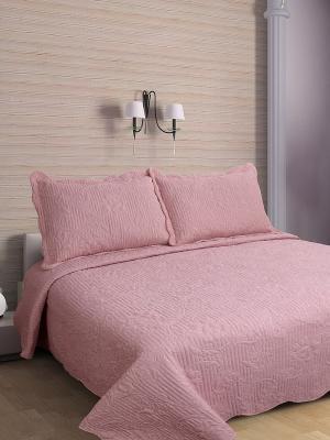 Комплект Buenas Noches. Цвет: розовый