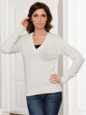 Пуловер Viaggio. Цвет: белый
