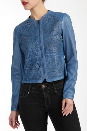 Куртка Cruse. Цвет: синий