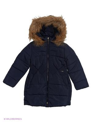 Куртка Mayoral. Цвет: темно-синий