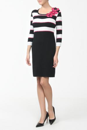 Платье Stillon. Цвет: мультицвет