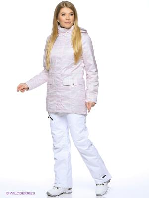 Куртка Stayer. Цвет: бежевый, зеленый, коричневый