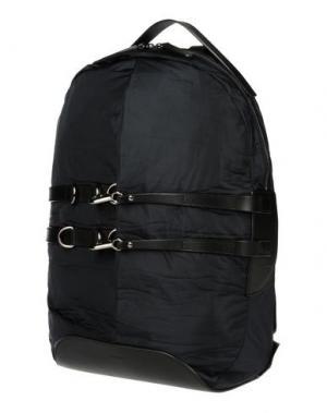 Рюкзаки и сумки на пояс MISMO. Цвет: темно-синий