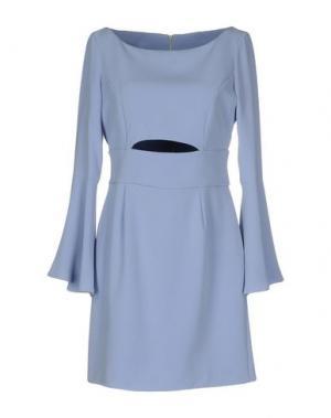 Короткое платье LUNATIC. Цвет: сиреневый