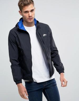 Penfield Черная непромокаемая куртка с капюшоном Cochato. Цвет: черный