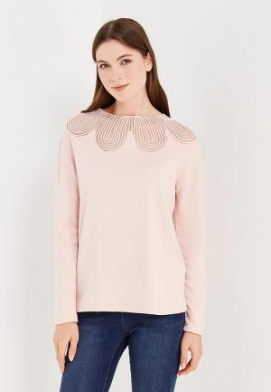Свитшот Vila. Цвет: розовый