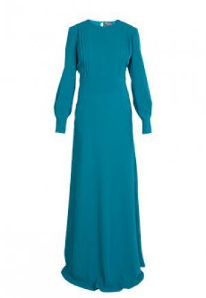 Платье VIA TORRIANI 88. Цвет: зеленый