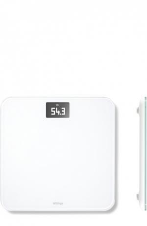 Беспроводные весы  Wireless Scale WS-30 Withings. Цвет: белый