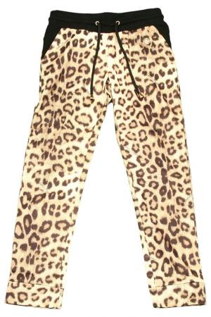 Спортивные брюки STEFANIA. Цвет: мультицвет