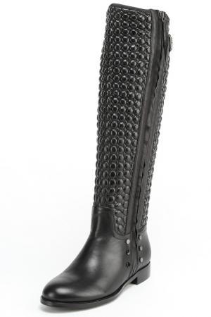 Сапоги Riccorona. Цвет: черный