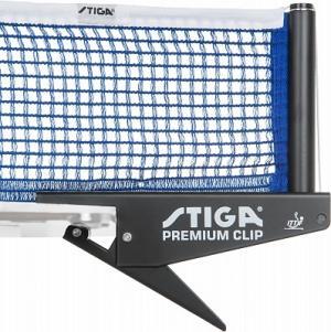 Сетка для настольного тенниса  Premium Clip Stiga