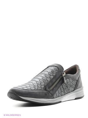 Ботинки ARA. Цвет: серый