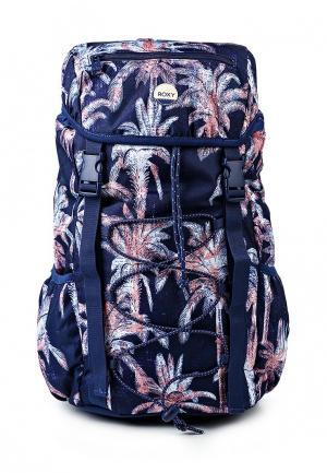 Рюкзак Roxy. Цвет: синий