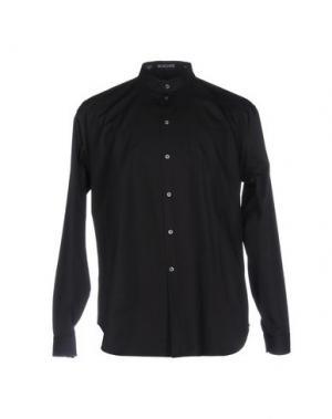 Pубашка VANGHER N.7. Цвет: черный