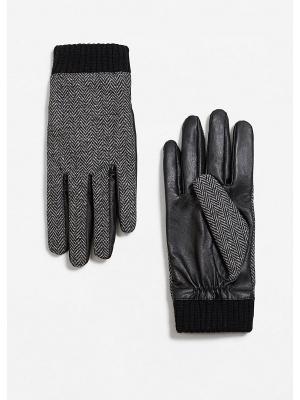 Перчатки - TOY MANGO MAN. Цвет: серый