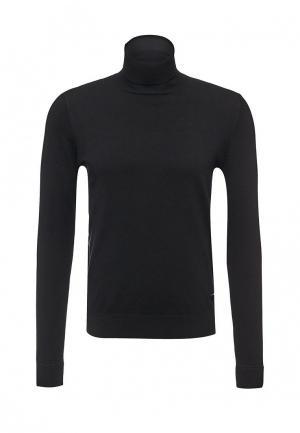 Водолазка Armani Jeans. Цвет: черный