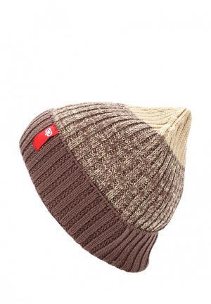 Шапка Tutu. Цвет: коричневый
