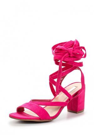 Босоножки Mellisa. Цвет: розовый
