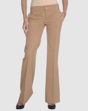 Классические брюки SHI 4. Цвет: верблюжий