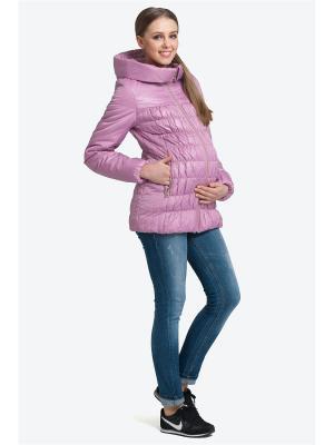 Куртка Modress. Цвет: розовый