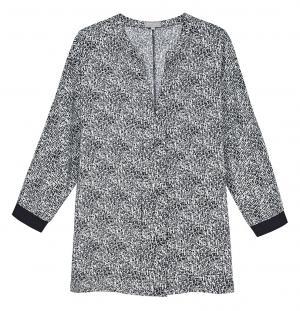 Свободная блузка с принтом Betty&co