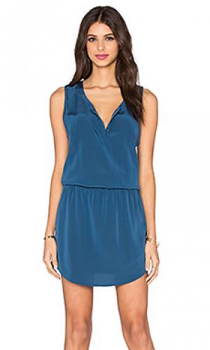 Мини платье Bella Luxx. Цвет: синий