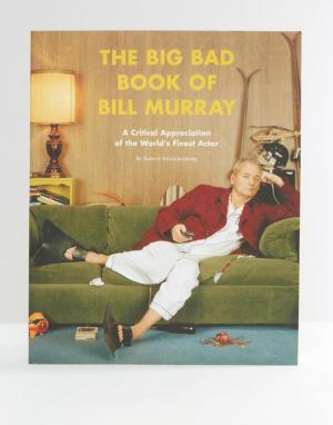 Books Книга Big Bad Book Of Bill Murray. Цвет: мульти