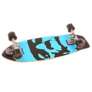 Скейт круизер  C7 Complete Da Monsta Assorted 9.75 x 31 (78.7 см) Carver. Цвет: черный,синий