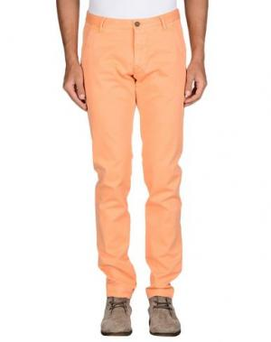 Повседневные брюки NICHOL JUDD. Цвет: абрикосовый