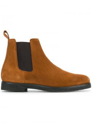 Classic Chelsea boots Etq.. Цвет: коричневый