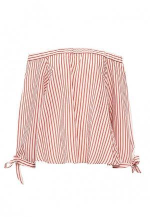 Блуза Tom Farr. Цвет: красный