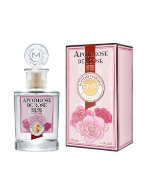 Apotheose de Rose Туалетная вода 100 мл, для женщин Monotheme. Цвет: розовый
