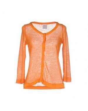 Кардиган APPARTAMENTO 50. Цвет: оранжевый