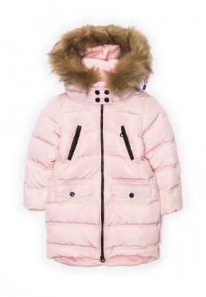 Куртка утепленная Acoola. Цвет: розовый