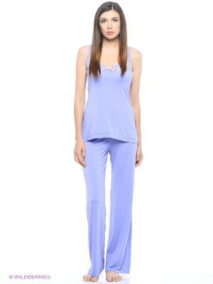 Пижама Laete. Цвет: фиолетовый
