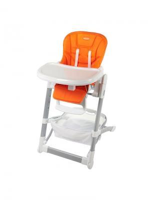 Стульчик для кормления Sweet Baby Triumph Zucca. Цвет: оранжевый