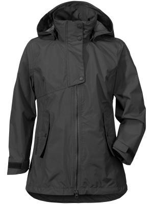 Куртка CILLY DIDRIKSONS. Цвет: черный
