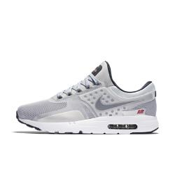 Кроссовки унисекс  Air Max Zero Nike. Цвет: серебристый