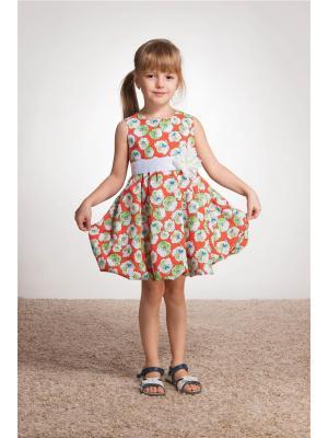 Платье Баллон L&K