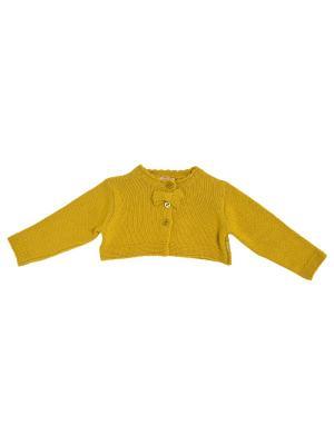 Болеро CHICCO. Цвет: желтый