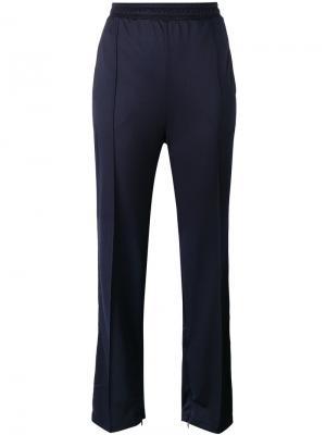 Спортивные брюки Naoki Polo Ganni. Цвет: синий