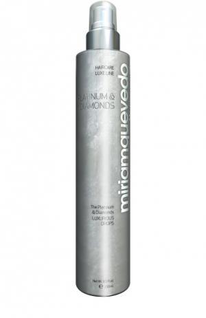 Спрей для волос Platinum & Diamonds Miriamquevedo. Цвет: бесцветный