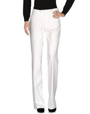 Повседневные брюки LADY CHOCOPIE. Цвет: слоновая кость