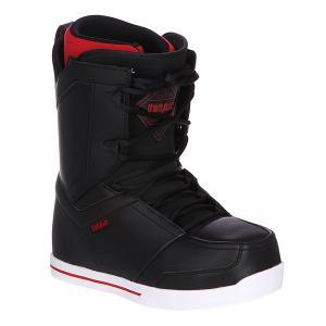 Ботинки для сноуборда  Two Maven Black Thirty. Цвет: черный